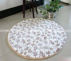 small wool rugs ikea round bathroom home and furniture amusing in gray bath mat