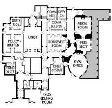 west wing office space layout circa 1990. Remarkable White House West Wing Floor Plan Datei 1st With The Oval Office Space Layout Circa 1990