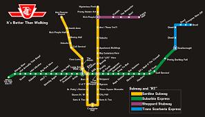how i see the ttc subway map  imgur
