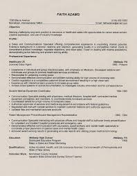 Class A Resume - Healthcare Resume Sample - Do Not Try This At Home!