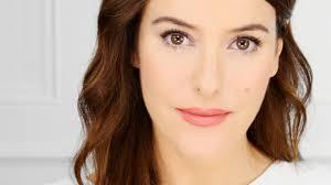 french chic bridal makeup tutorial by lisa eldridge with lancôme