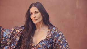 Demi Moore Lets Her Guard Down - The ...