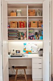 small closet office ideas. Closet Office Space. Space Small Ideas B