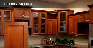 cherry shaker kitchen cabinets. Decoration Cherry Shaker Kitchen Cabinets Home A