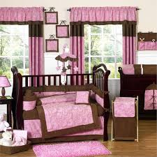 Pink And Brown Bedroom Pink And Brown Baby Bedding Beautiful Pink Decoration