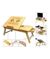 foldable study desk medium size of multipurpose wooden laptop table with drawer study and