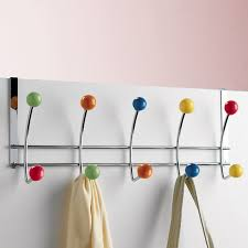 colorful coat hooks. Exellent Hooks Clothing Hooks Wood Coat Rack Wall Mount Mounted Ikea  Woman Mirror Window Inside Colorful Hooks