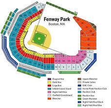 Fenway Seating Chart Pavilion Club Best Fenway Park Food Options Tickpick Tickpick