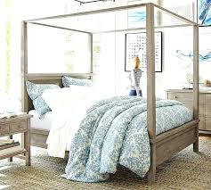 Chrome Canopy Bed Metal Modern Chrome Canopy Bed – blacknovak.co