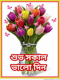 Good Morning In Bangla Pictures And Graphics Smitcreationcom