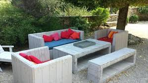 creative patio furniture. Outdoor Furniture Made Of Pallets Prepossessing Patio From Gallery Is Like Apartment Creative