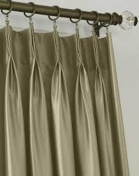 living room home decor timeless pinch pleated dries trend ideen curtain hooks pleat window panels double
