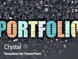 art portfolio template 5000 art portfolio powerpoint templates w art portfolio themed