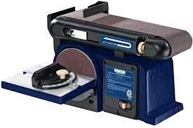 rikon belt sander. rikon 50-112 4-inch x 36-inch belt 6-inch disc sander - power sanders amazon.com 5