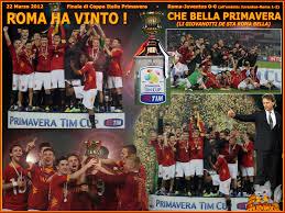 Romamor - Coppa Italia Primavera 2012