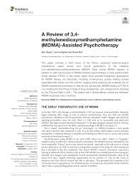 Differences Between The Mechanism Of Action Of Mdma Mbdb
