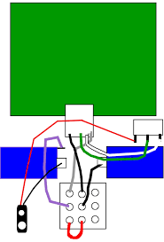 moment fx dod yjm 308 preamp true bypass mod it s hard to make out the wiring in the photo and the diagram is pretty crude but between the two of them you should be able to discern where the wires
