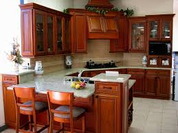 finished kitchen cabinet wood stain colors