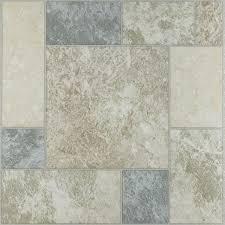 nexus marble blocks 12 x12 self adhesive vinyl floor tiles 20 tiles 20 sq ft traditional vinyl flooring by virventures