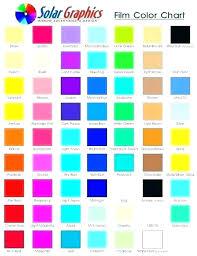 Shades Of Blue Color Chart Teal Color Chart Jamesdelles Com