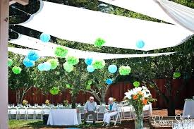 diy outdoor shade canopy stunning backyard shade ideas images about backyard party layout ideas on home