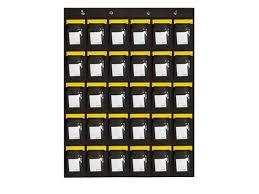 Pocket Wall Organizer For Classroom