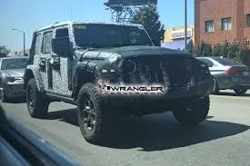 2018 jeep jl. unique 2018 does this mean that the 2018 jeep wrangler jl will have same system  not necessarily but it is certainly a confidence inspiring indicator for jeep jl