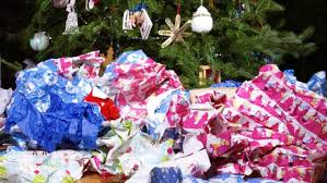 after the gifts are unwrapped don t forget to dispose of your holiday waste responsibly shutterstock
