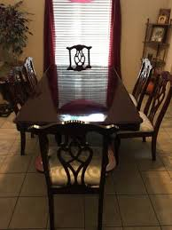 cherry wood dining table set for in merced ca