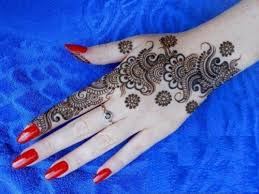 Small Picture Simple beautiful floral mehandi designs for beautiful hands