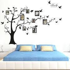 large family tree wall decal large family tree wall sticker bedroom sofa backdrop background removable wall large family