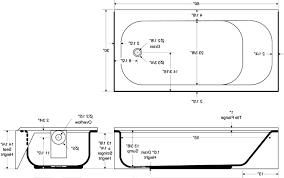bathtub measurements photo 3 of 6 good bathtubs idea sizes standard size au bat typical bathtub dimension standard