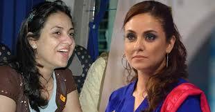 actresses nadia khan without make up most beautiful stani