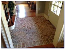brick pavers for interior floors brick for interior floors flooring home design porcelain floor tile that