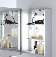 Bathroom Cabinet With Shaver Point Bathroom Cabinet Mirror Light Shaver Socket Gallery Image