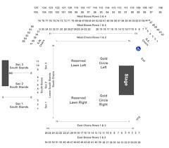 Hall Of Fame Concert Seating Chart John Legend At Newport Casino International Tennis Hall Of
