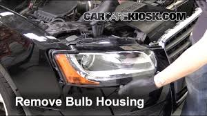 Audi A5 Fog Light Bulb Size