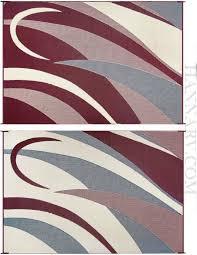 mings mark ga5 burg beige graphic reversible rv awning patio rug mat 8