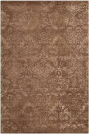 attractive martha stewart damask rugs brown finish for indoor decor