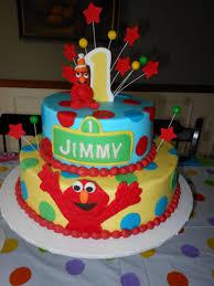 Baby Boy 2nd Birthday Cake Ideas Elmo Birthday Cake My Cakes