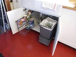 kitchen sink cabinet storage ideas