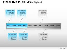 Editable Project Timeline Chart Powerpoint Slides Ppt