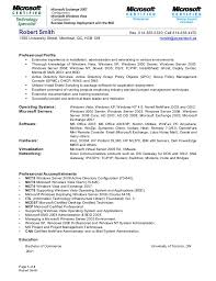 System Administrator Resume Adorable Systems Administrator Resume