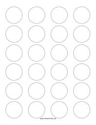 Printable Templates