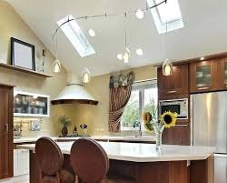 vaulted ceiling lighting ideas design. Vaulted Ceiling Kitchen Pretty Design Ideas Lighting And Kitchens Pictures .