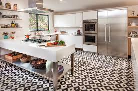 black and white floor tile kitchen. kitchen marble tile black and white leather look hexagon matte random cabinet lighting countertops flooring backsplash floor n