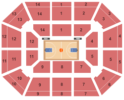 Alaska Airlines Arena Seating Chart Seattle