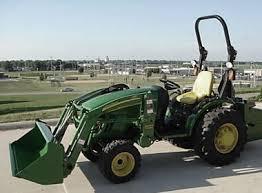 john deere 2520 tractor specs overview