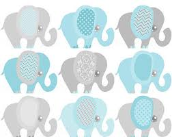 Baby Elephant Template 28 Images Of Elephant Baby Shower Border Template Leseriail Com