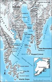 Resurrection Bay Chart Resurrection Bay Map Florida Waterscapes